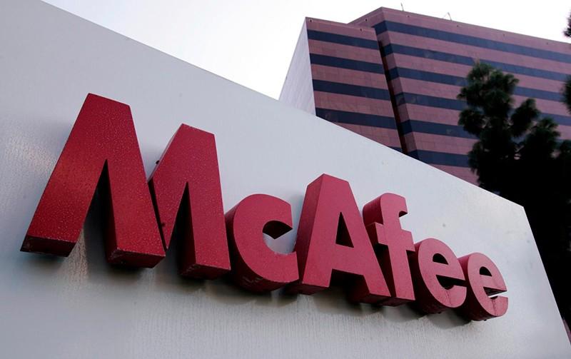 Компания McAfee