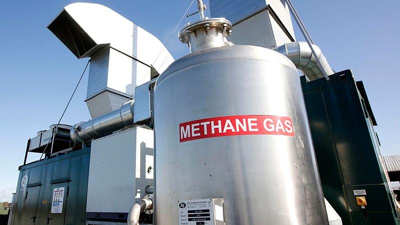 Хранение метана
