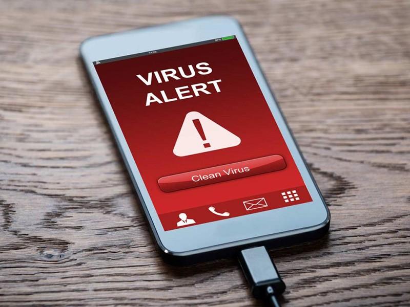 Вирус на телефоне