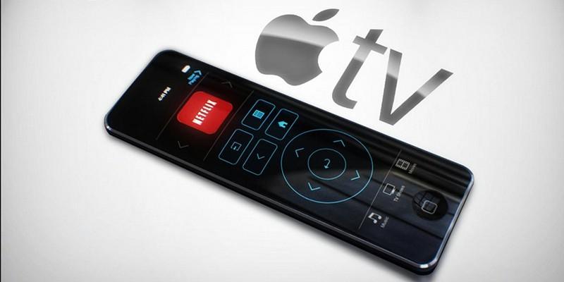 Пульт Apple TV фото