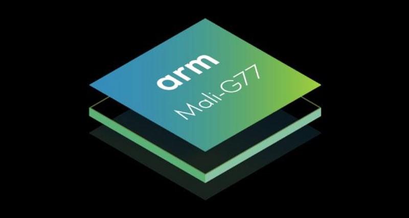 ARM Mali-G77 видеочип