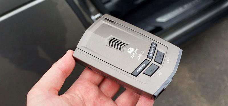 Кнопки детектора фото