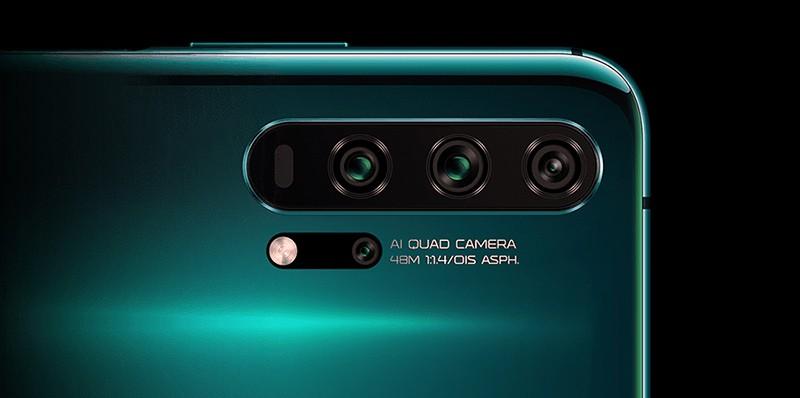 Камеры Honor 20 фото