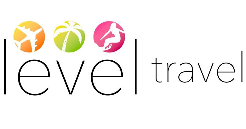 level travel лого