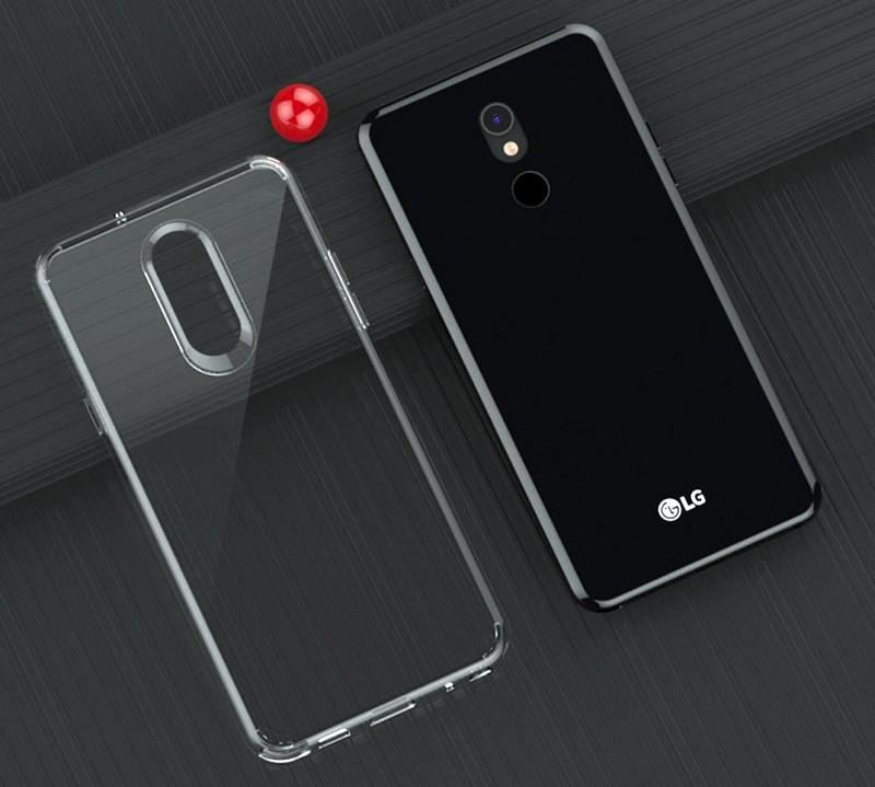 LG Stylo 5 фото