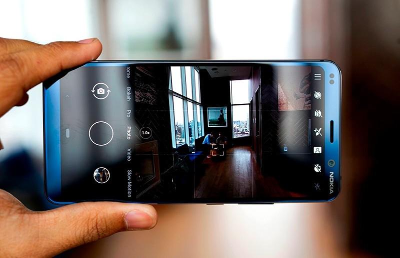 Новая модель Nokia 9 Pureview с интересным набором камер