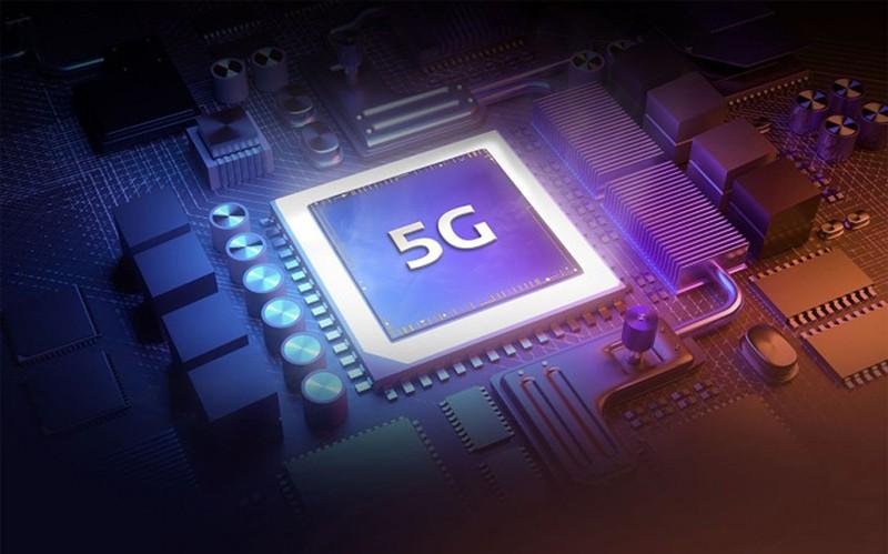 Media Tek 5G SoC процессор