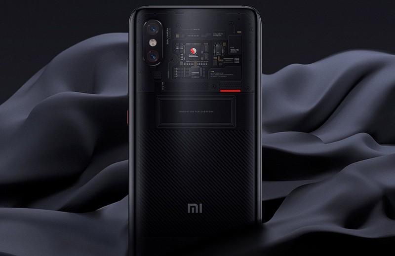 Xiaomi Mi 8 Pro черный фото