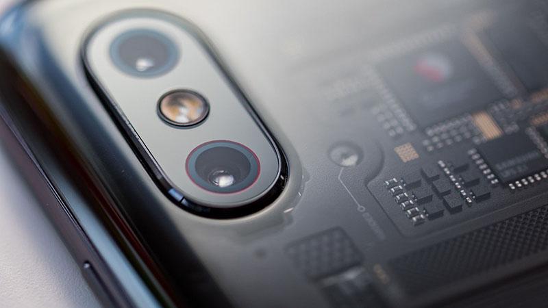 Xiaomi Mi 8 Pro основная камера