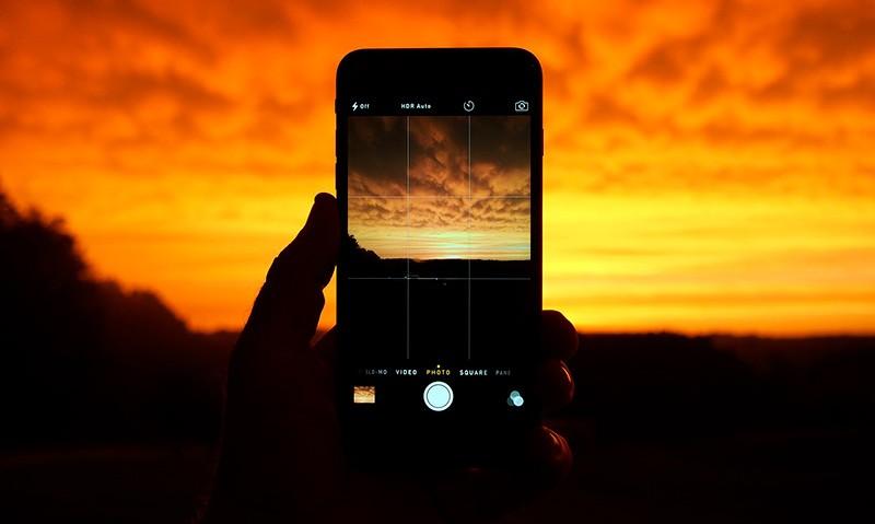 Фото в темноте