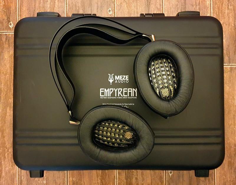 Meze Audio Empyrean фото
