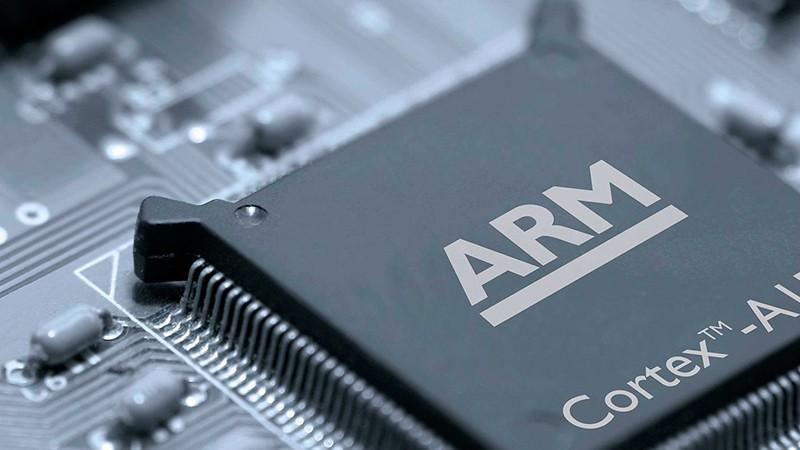 Процессор ARM фото