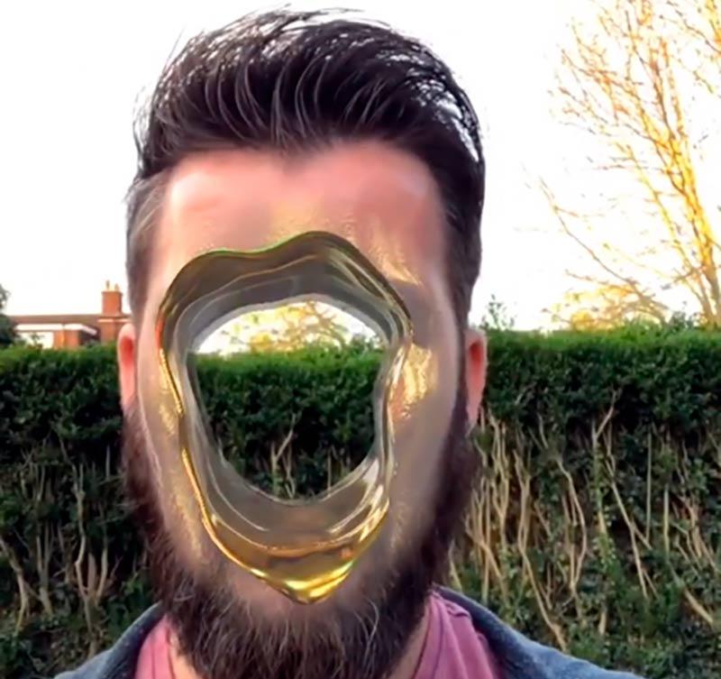 Instagram – сторис и новые маски
