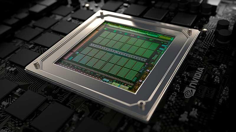 Графический процессор фото
