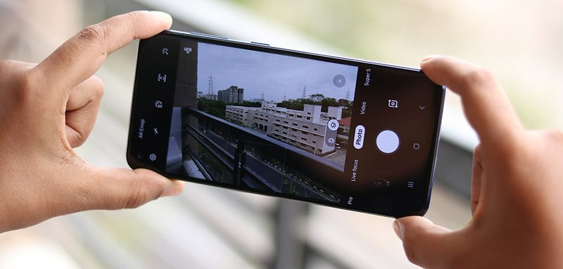 Камера Galaxy M40