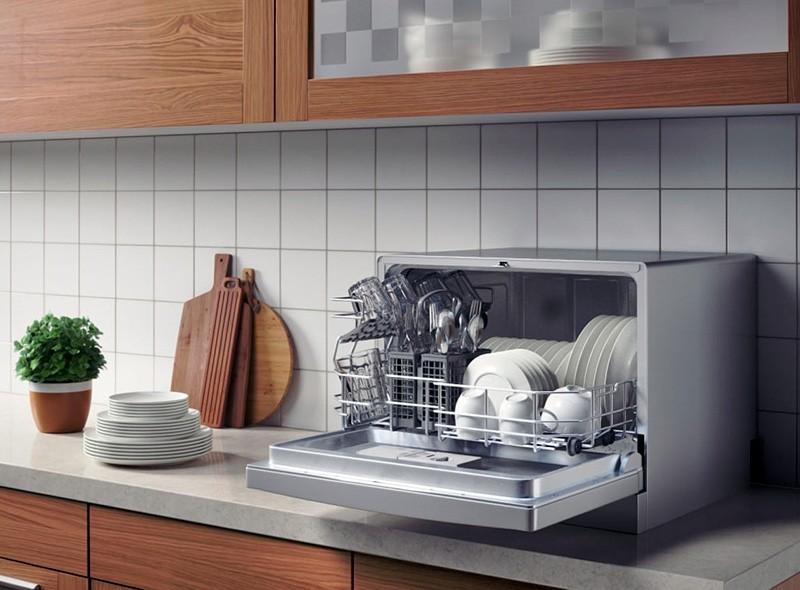 Портативная посудомоечная машина фото