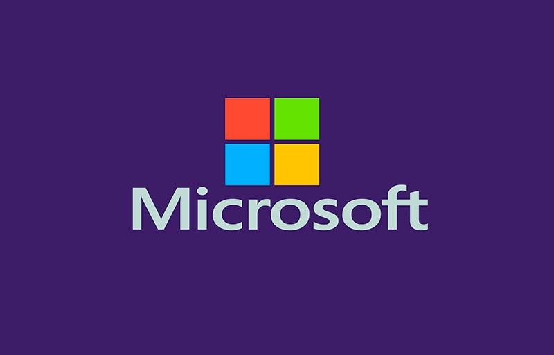Microsoft лого