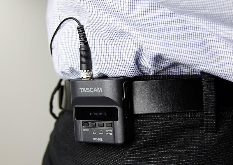 Tascam DR-10L фото