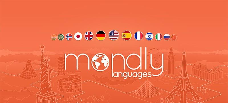 Приложение Mondly