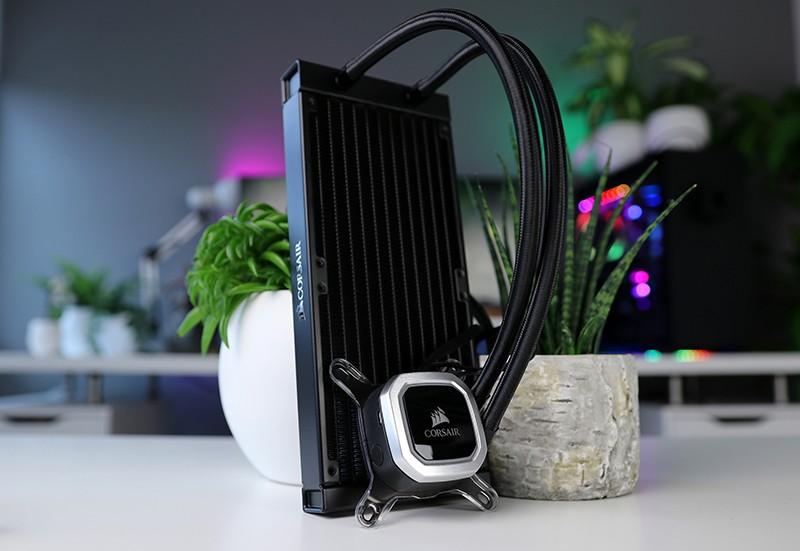 Радиатор Corsair фото