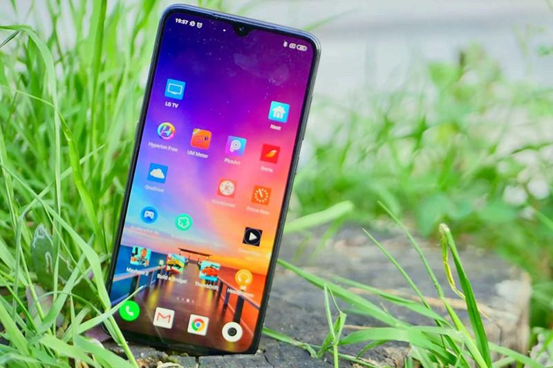 Xiaomi Mi CC9 фото