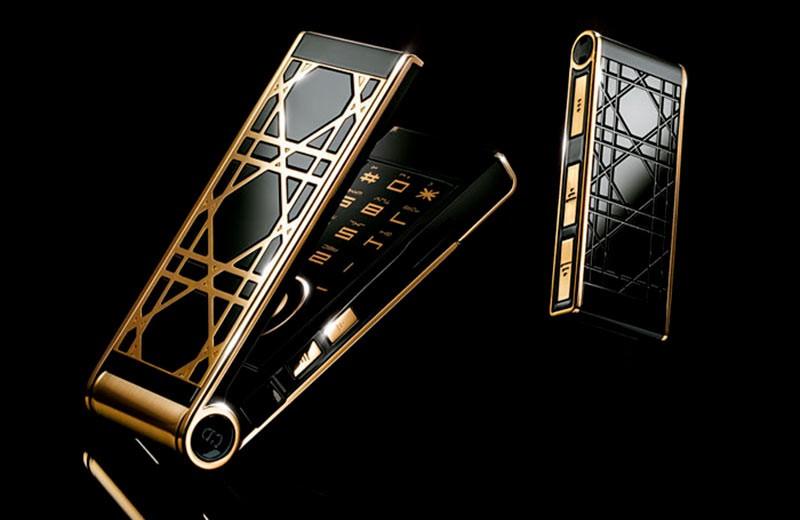 Смартфон от Dior фото
