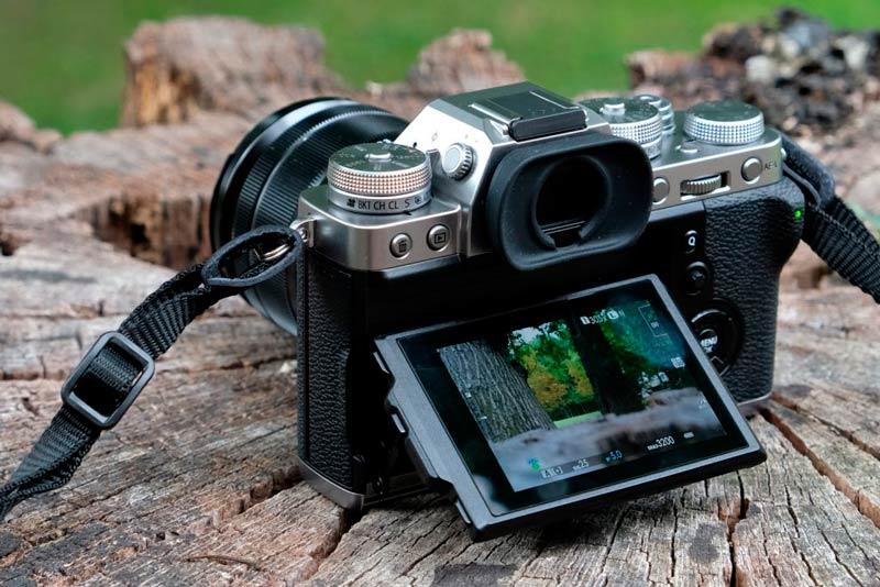 Сенсорный экран Fujifilm X-T3