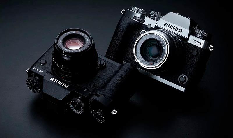 Дизайн Fujifilm X-T3