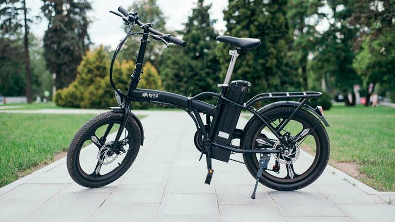 Электровелосипед Hiper фото