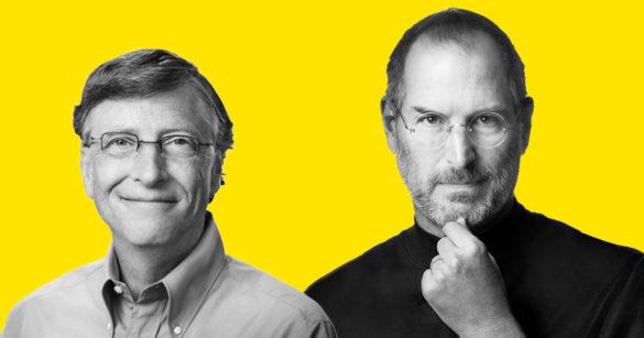 6 современных технологий, которые Стив Джобс и Билл Гейтс предсказали еще в XX веке