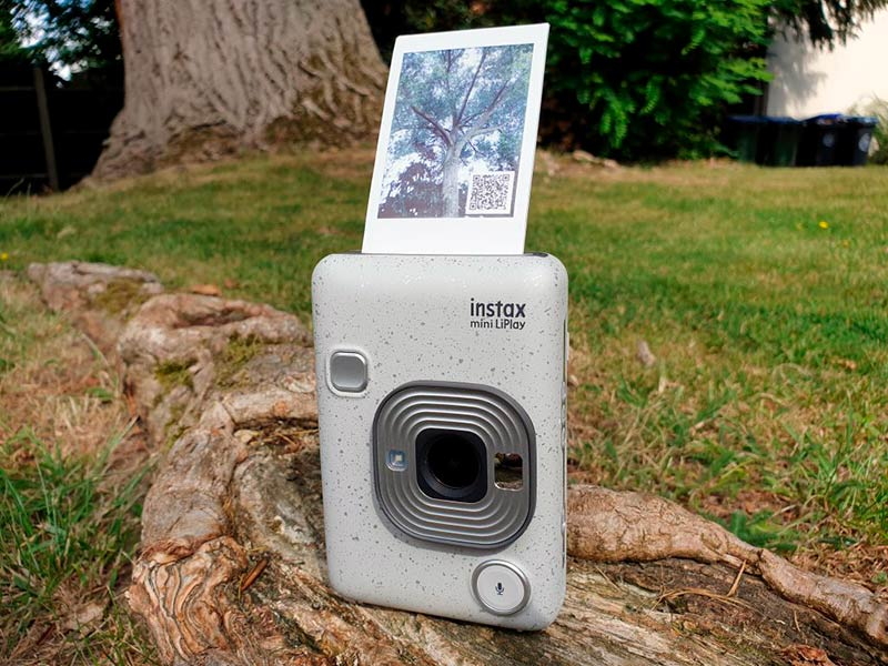 Печать фото Instax Mini LiPlay