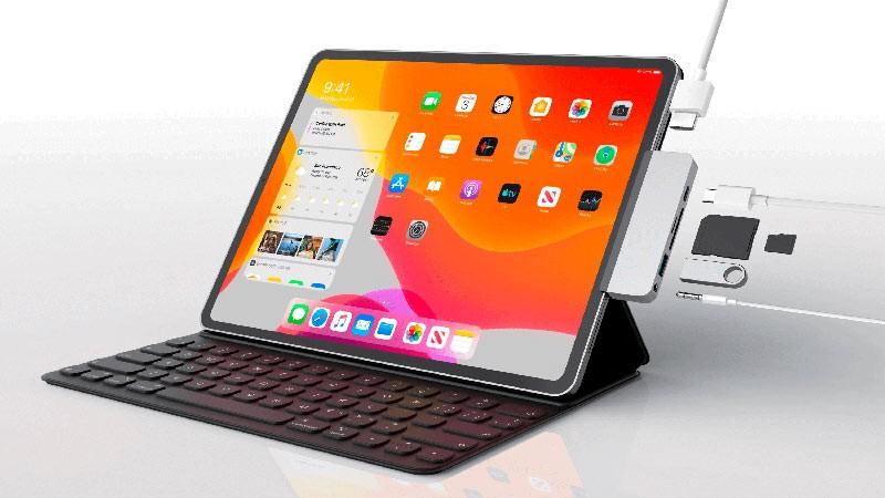 Подключение флешки к iPad