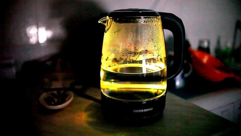 Чайник-светильник RK-G200S фото