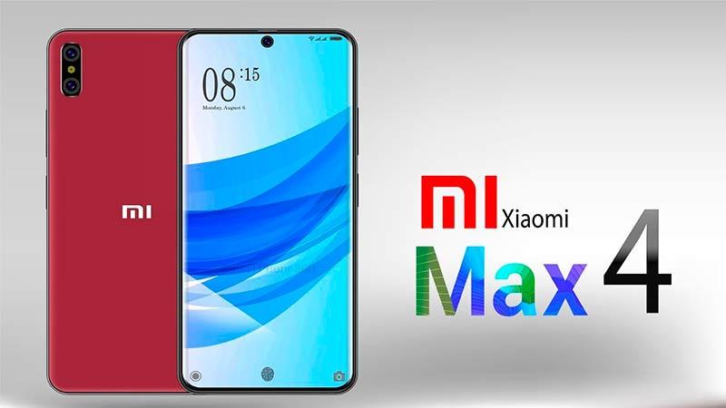 Смартфон Xiaomi Mi Max 4