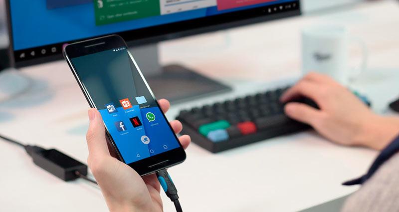 телефон подключен к компьютеру