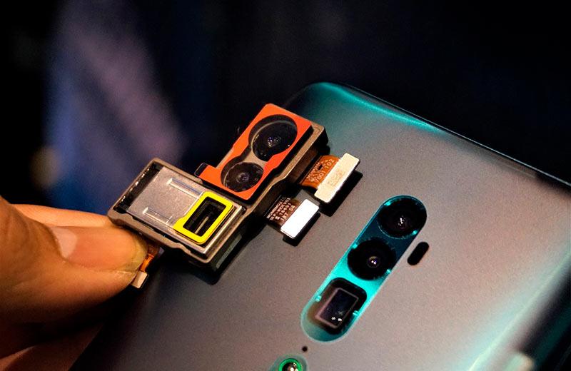 Модуль основной камеры