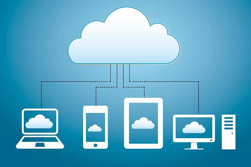 облачное хранилище для данных