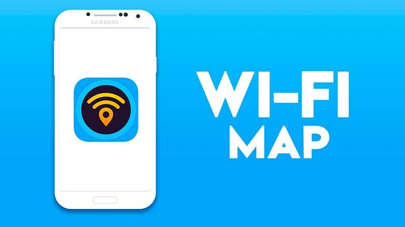 приложение Wi-Fi Map