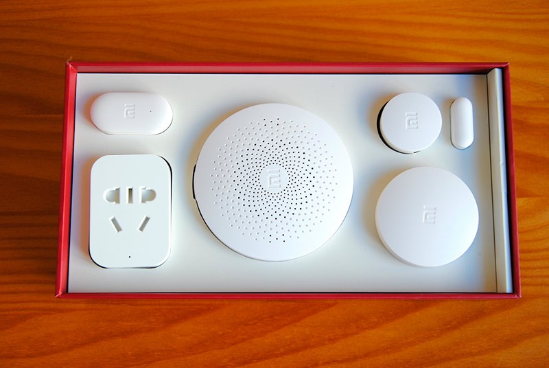 Комплект Xiaomi Smart Home