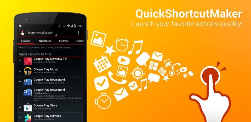QuickShortcutMaker программа
