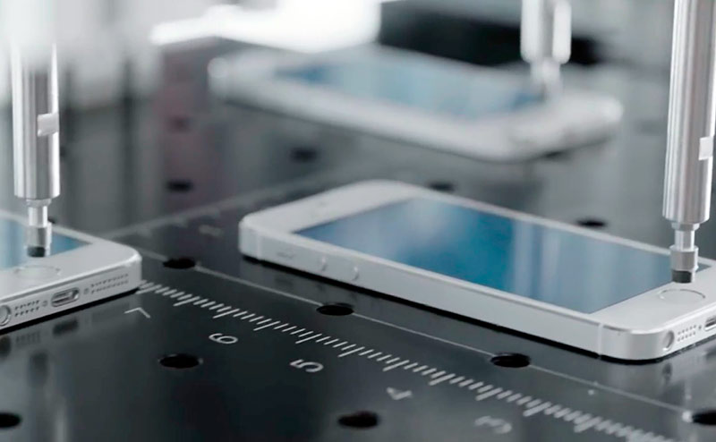 Iphone на заводе