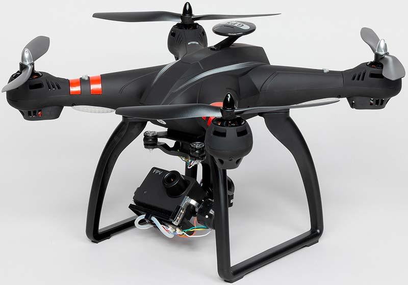 Гироподвес для камеры на дроне