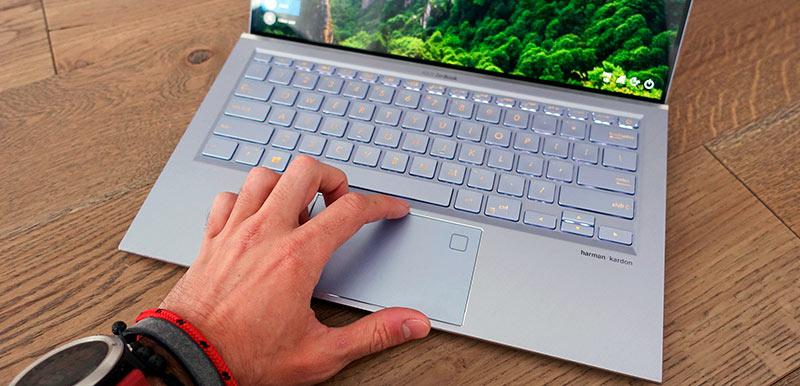 Клавиатура ZenBook S13 UX 392