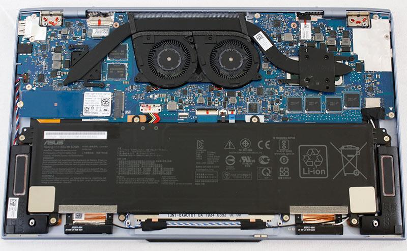 Панель ZenBook S13