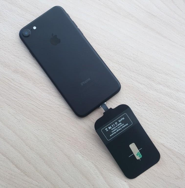 Есть ли у iPhone 7 беспроводная зарядка и как ее включить?