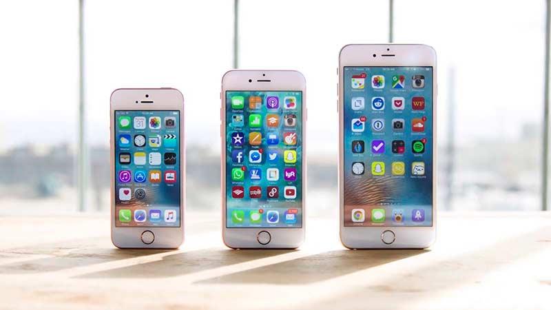 iPhone SE, 6S, 6S Plus фото