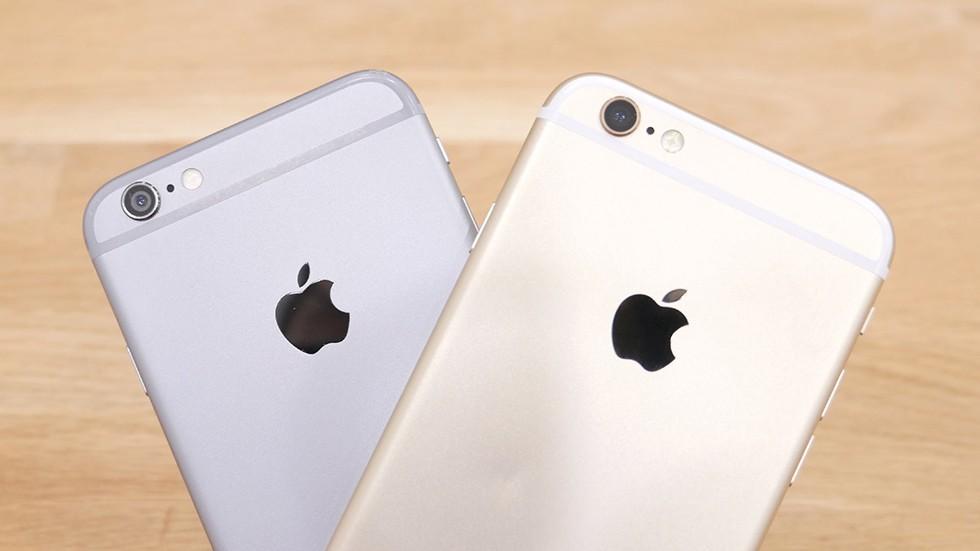 Корпуса iPhone 6 и 6S