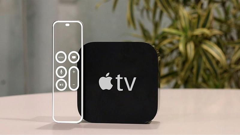 Приставка AppleTV фото