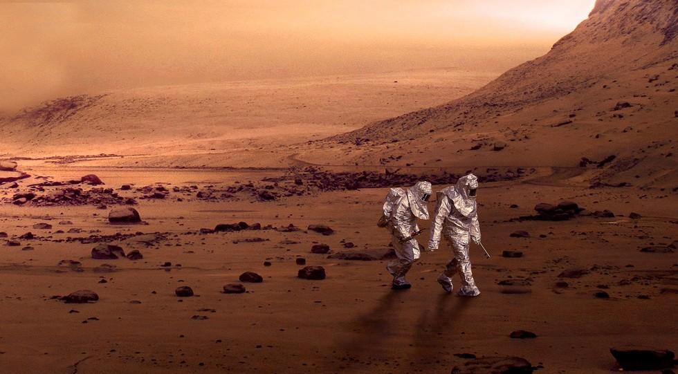 Какими будут потомки колонизаторов Марса?