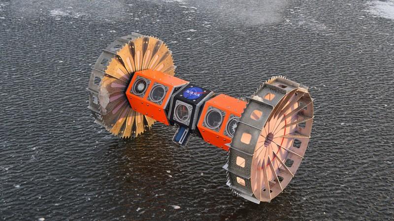 Планетоход НАСА фото